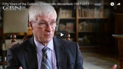 Fifty Years of the Catholic Charismatic Movement: 1967-2017