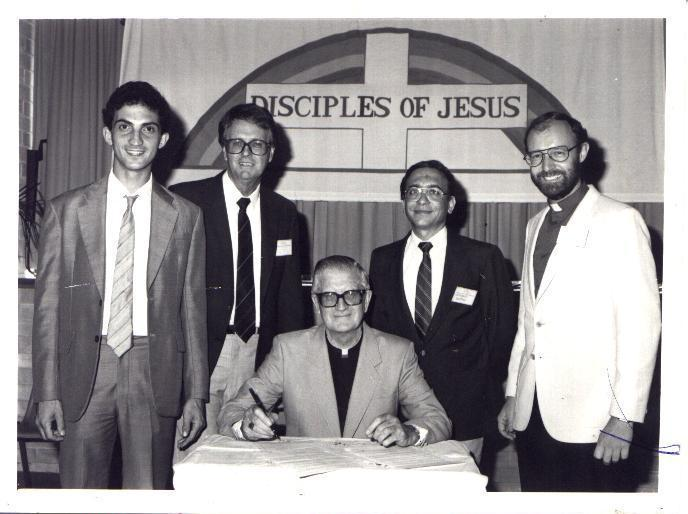 Early Days of The Disciples of Jesus Covenant Community