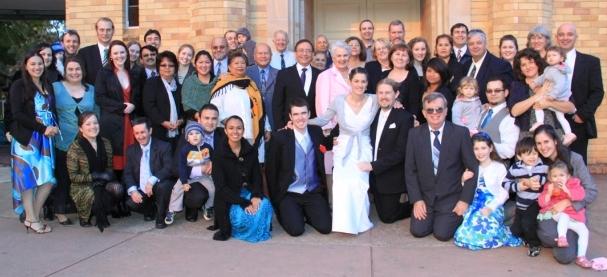 Christine and Martyn's Wedding
