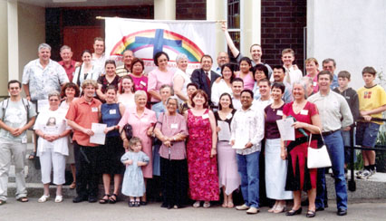 Disciples of Jesus Blue Mountains