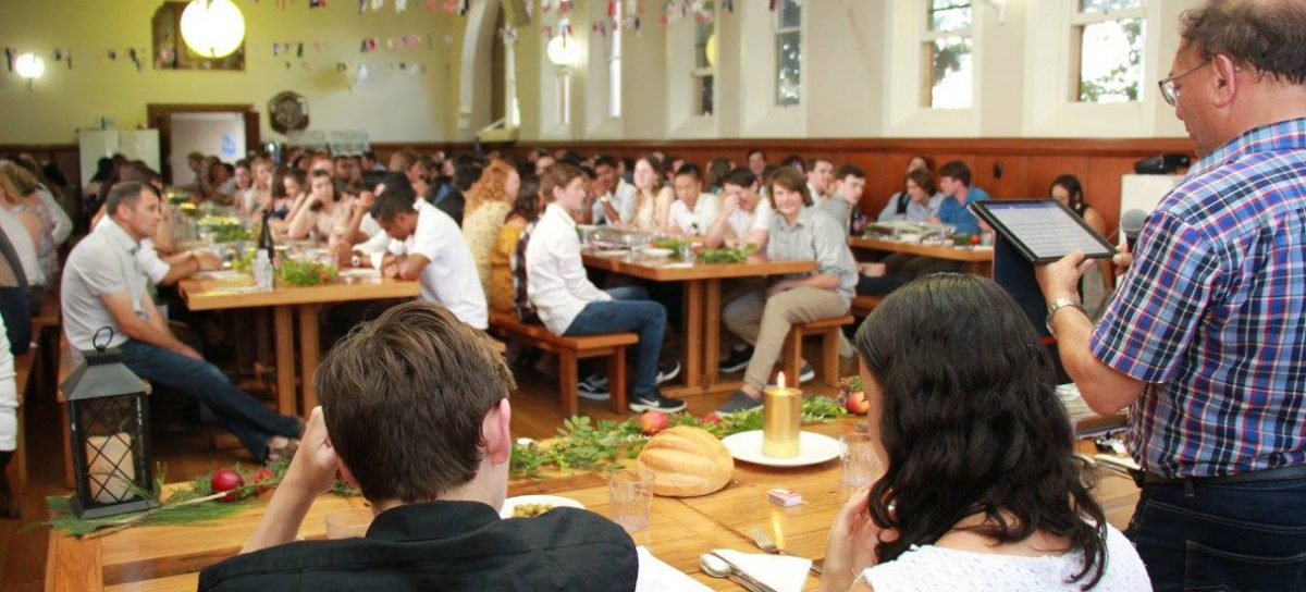Lords Day Meal - Summer School 2018